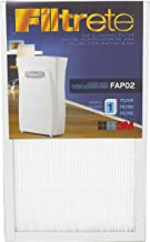 Filtrete Replacement Filter FAPF02 for Ultra Clean Air Purifier FAP02-RS (Pack of 4)