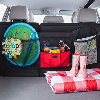 Rubbermaid 3327-00 Automotive Hanging Organizer: Back Seat Cargo Area/Car Trunk Storage Caddy