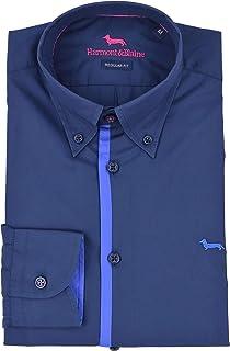 d5f27e9966 Amazon.it: HARMONT & BLAINE - Camicie / T-shirt, polo e camicie ...