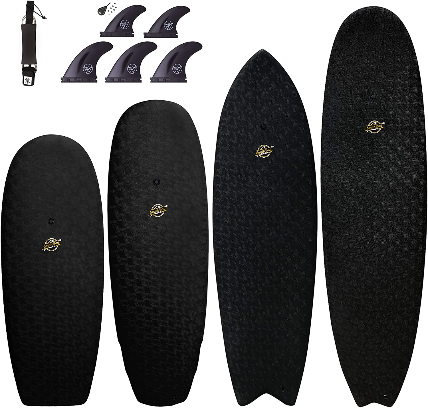 South Bay Board Co. Max 68% OFF - 4'10 Hybrid 6'8 5'5 Wax- Some reservation 6' Surfboards
