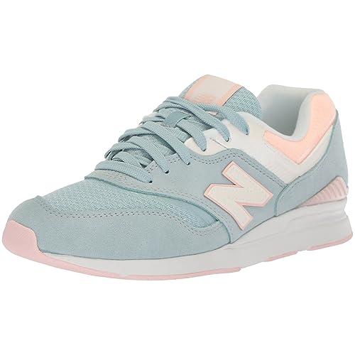 magasin d'usine 99489 78c75 New Balance Bleu Et Rose: Amazon.fr