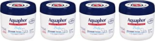 Aquaphor Baby Healing Ointment Advanced Therapy Skin Protectant, 14 Ounce (4 Pack)