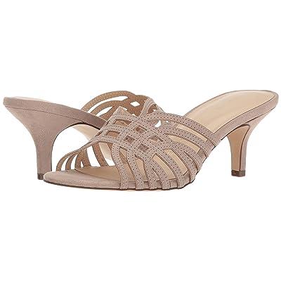 Athena Alexander Cece Cutout (Taupe Suede) High Heels