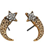Marc Jacobs - Charms Paradise Shooting Star Studs Earrings
