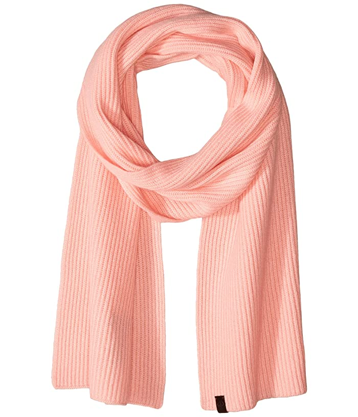 rag and bone  Ace Cashmere Scarf (Pink Rose) Scarves