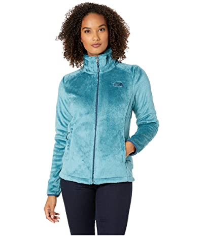 The North Face Osito 2 Jacket (Storm Blue Heather) Women