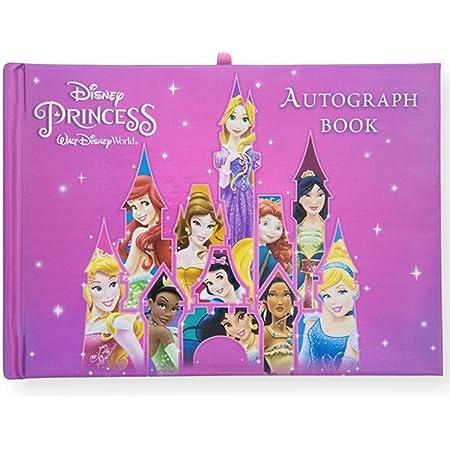 SCRAPBOOK ALBUM* MEMORY GIFT IDEA PERSONALISED DISNEY PRINCESS AUTOGRAPH BOOK