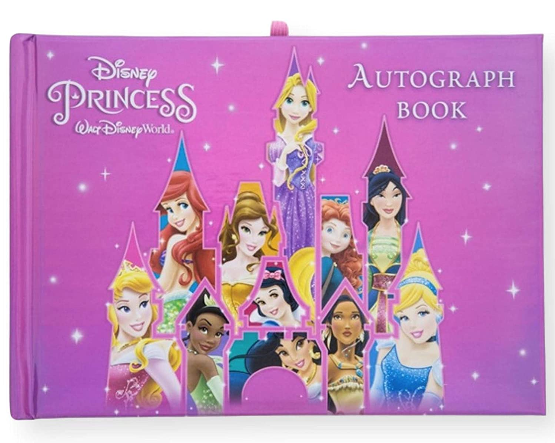 Walt Disney World Disney Princess Autograph Book Disney Parks