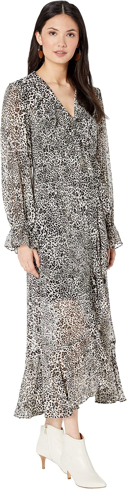 Optic White Swirling Leopard