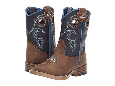 M&F Western Kids Ben (Toddler) (Brown) Cowboy Boots