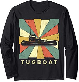 Best tugboat t shirts Reviews