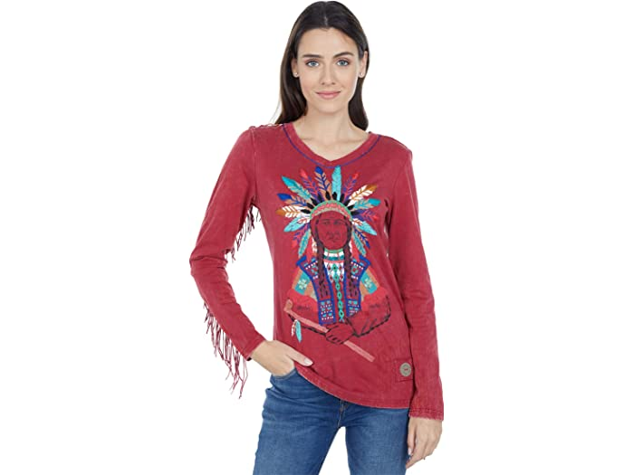 Double D Ranchwear Ganado Tee Shirt