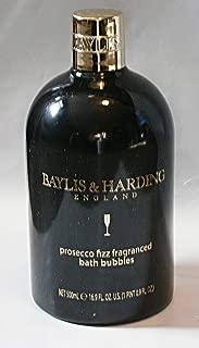 Baylis & Harding Prosecco Fizz Frangranced Bubble Bath Bubbles 16.9 Oz