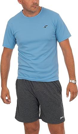 NanoDri耐汗性スポーツシャツ