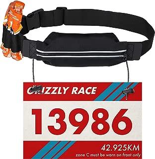 Best triathlon race number belt Reviews
