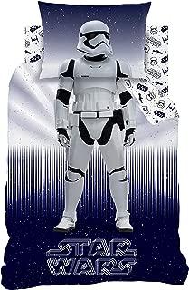 Star Wars Storm Trooper UK Single/US Twin Unfilled Duvet Cover Set