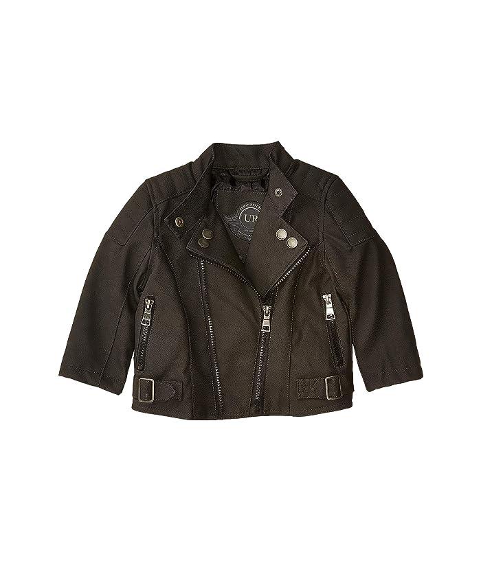 Urban Republic Kids PU Suede Jacket (Infant/Toddler)