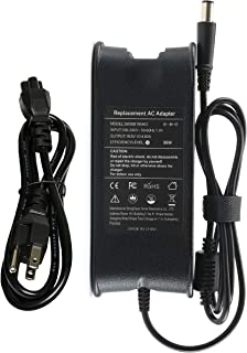 90W/65W Power Adapter Charger for Dell Inspiron 14 15 17 14R 15R 17R 1440 1520 1521 1525 1545 1720 1750 3451 3520 3521 3531 3537 3541 3543 3721 5521 5545 5547 5720 5735 5749 7537 7548 1526 1564 1570