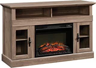 Sauder 422999 Barrister Lane Media Fireplace, for TVs up to 60