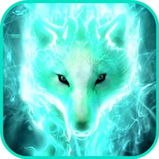 fantasy fox wallpaper