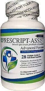 Prescript-Assist Light 60 Cap -Soil microflora Probiotic and Prebiotic for Children and Adults, Previous Formula