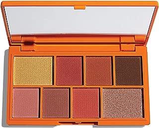 Makeup Revolution I Heart Revolution MINI Eyeshadow Palette, Chocolate Orange Mini