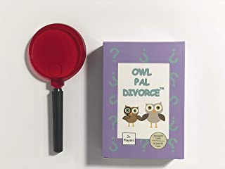 Owl Pal Divorce: Therapeutic Game for Children