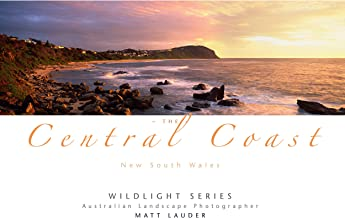 The Central Coast, NSW - Coffee Table Landscape Photography Book - Landscape, Aerial and Surf Images