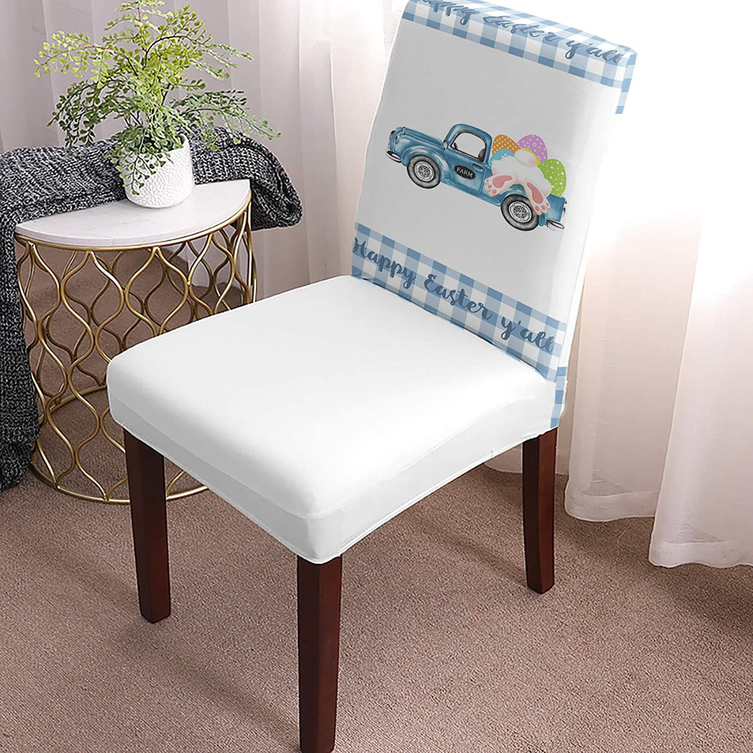 Stretch Chair Cover Dining Room Covers High quality of Inexpensive Set Car Spring 8