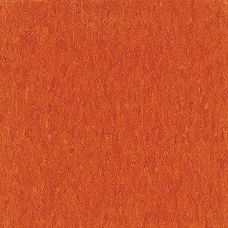 Imperial Texture VCT 12 in.x 12 in. Pumpkin Orange Standard Excelon Commercial Vinyl Tile(45 sq ft/case)