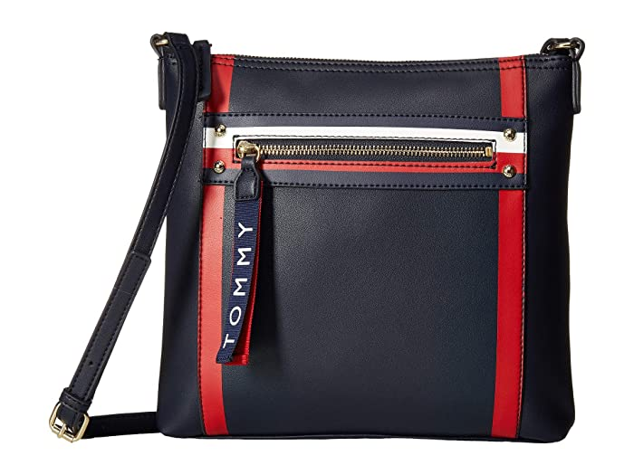 b0748f864e0 Tommy Hilfiger Hayden Large North/South Crossbody at 6pm