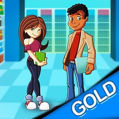volta a saga escola: campus adolescente vida shopping - Gold Edition