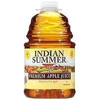 Deals on Indian Summer Premium Apple Juice 100% Juice