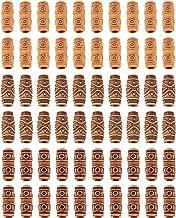 Best wooden beads hair Reviews