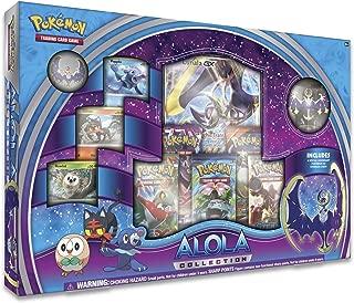 Pokemon TCG: 2016 Alola Lunala Collection Ex Box