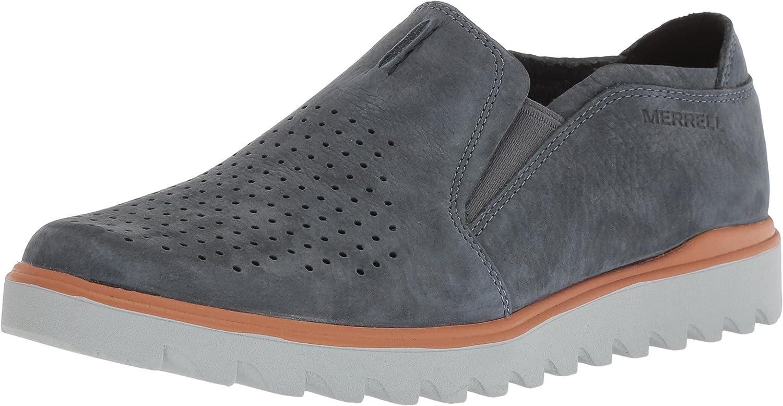 Merrell herrar Downtown Moc skor, Slate, Slate, Slate, 14 Medium US  försäljning online rabatt lågt pris