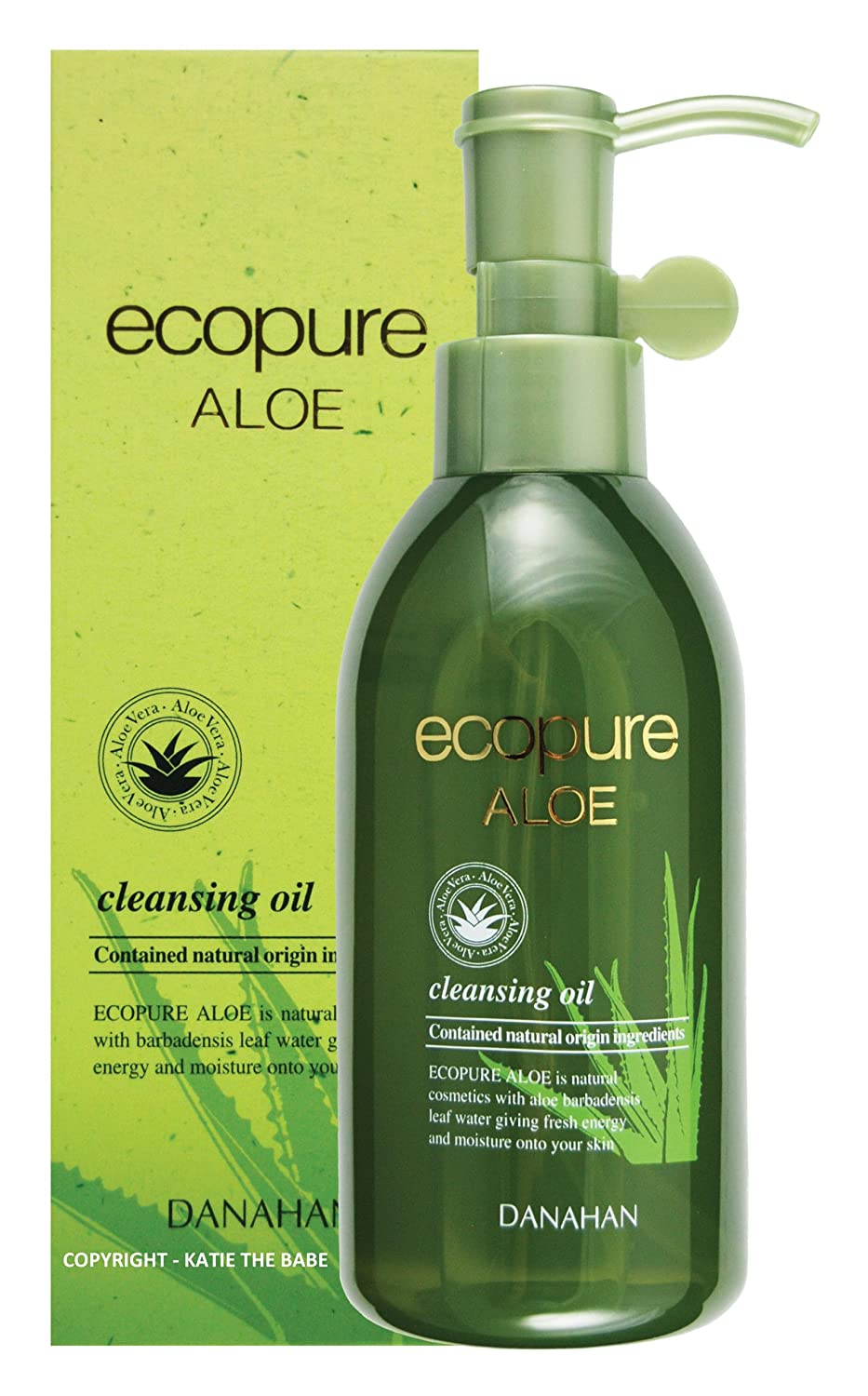 ECOPURE ALOE High material CLEANSING 200ml OIL Many popular brands