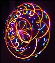 Rob's Super Happy Fun Store LED Spinning Orbit Rave Light Show - Fever Dream Orbital