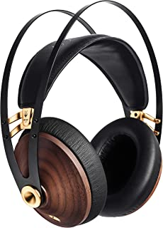 Meze 99 Classics Walnut Gold Headphones (Gold Black)