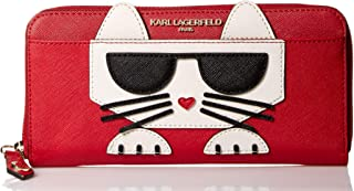 Karl Lagerfeld Paris womens Peeking Kitty Wallet