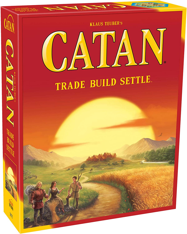 The Settlers of Catan, Asmodee Board Game