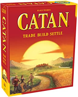 Catan The Board Game, Multicolor