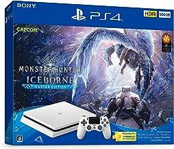 """PlayStation 4 """"モンスターハンターワールド: アイスボーンマスターエディション"""" Starter Pack White"""