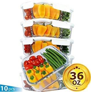 Best food storage containers for meal prep Reviews