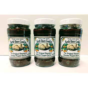 Hawaiian North Shore Goodies Chocolate Coconut Peanut Butter Gift Set