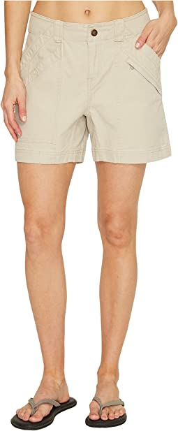 Backcountry Billy Goat® Canvas Shorts