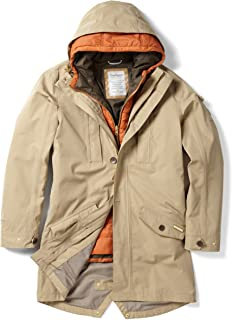 Craghoppers Men's NAT Geo 364 3 in 1 Hooded Jacket