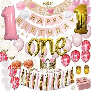 Best balloon decorations 1st birthday Reviews