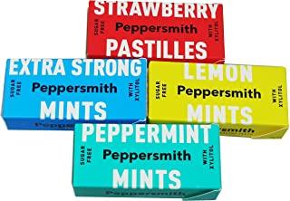 Peppersmith Mint Pack Selection 4x15g