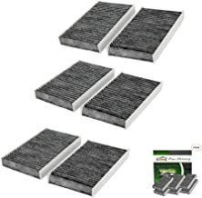 Replacement for CP135,CF10135,Cabin air filter for Honda Civic (2001-2005),CR-V (2002-2006),Element (2003-2011),Acura RSX (2002-2006)